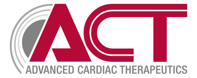 Advanced Cardiac Therapeutics Logo.  www.actmed.net (PRNewsFoto/Advanced Cardiac Therapeutics)