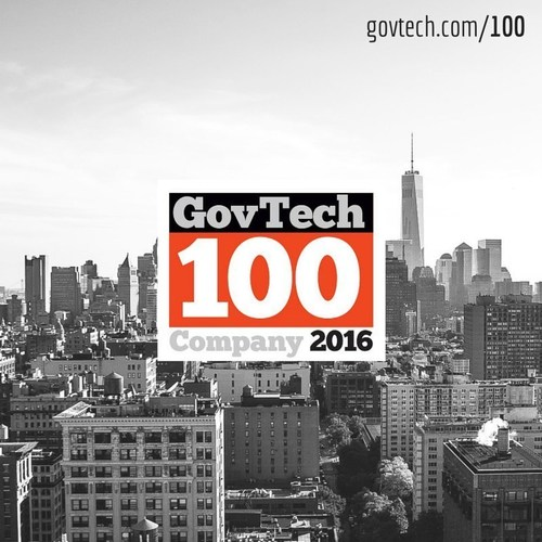 Vision Internet Recognized as GovTech100 Leading Company for Transformative Innovation in Civic