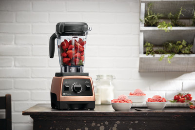 Vitamix has teamed with PayPal to offer flexible payment options to consumers interested in purchasing high-performance blenders.