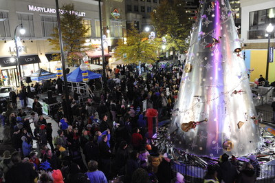 Downtown Silver Spring's Silver Symphony