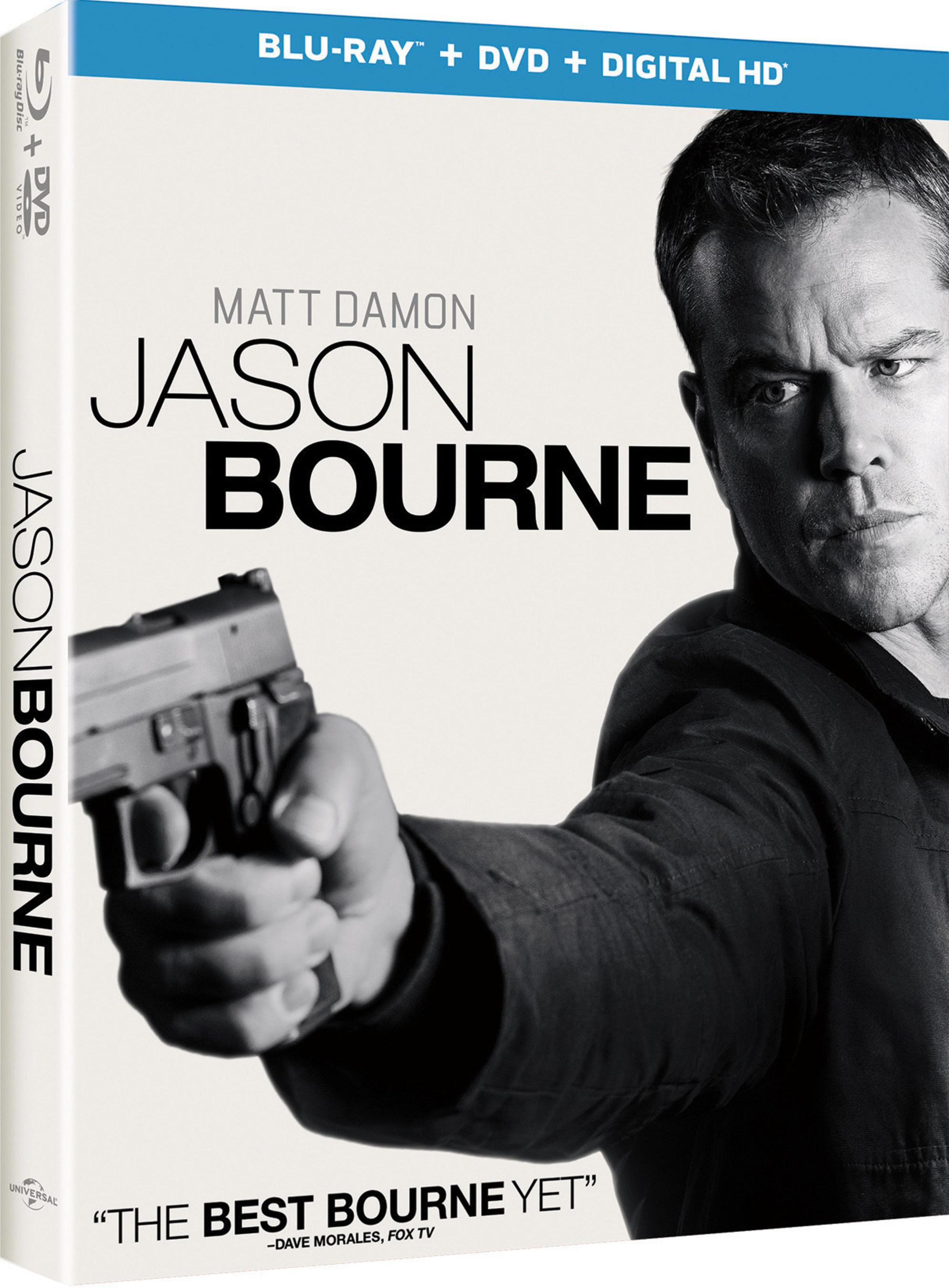 Matt Damon Makes His Epic Return In Jason Bourne