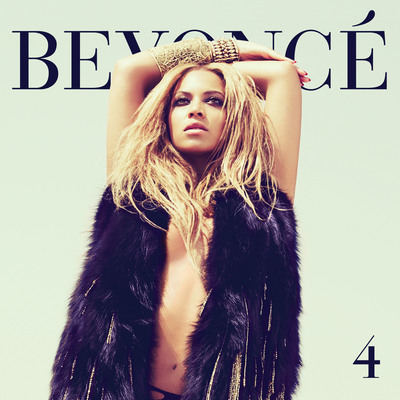 "BEYONCE'S NEW ALBUM ""4"" TO BE RELEASED ON TUESDAY, JUNE 28.  (PRNewsFoto/Columbia Records)"