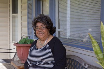 Mrs. Lollie Doss of Natchez, Mississippi, last month was awarded a Special Needs Assistance Program (SNAP) grant of more than $4,900 that replaced her home's roof. SNAP grants are available through the Federal Home Loan Bank of Dallas (FHLB Dallas) and its member institutions, like Home Bank.