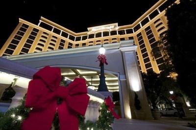 MGM Resorts International's Beau Rivage Brings A Winter Wonderland To Biloxi