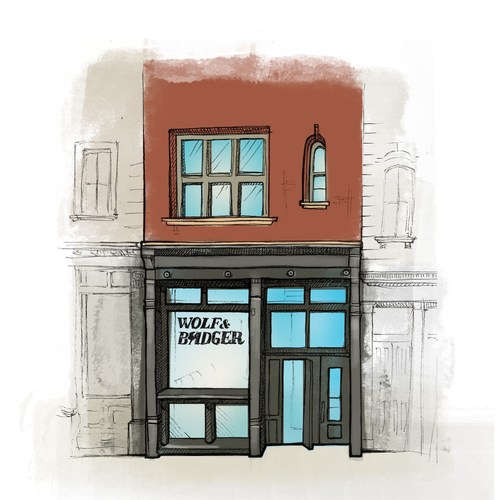 From London to New York, Wolf & Badger extends its support of independent fashion brands to the US with the ...
