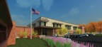 Rendering of City of Palos Heights Recreation Center