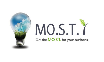 The MO.S.T. logo.  (PRNewsFoto/Mobile Software Technology, LLC)