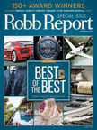 Robb Report Announces 2016 Best of the Best Awards in June Issue