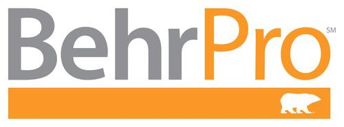 BehrPro. (PRNewsFoto/Behr Process Corporation) (PRNewsFoto/BEHR PROCESS CORPORATION)