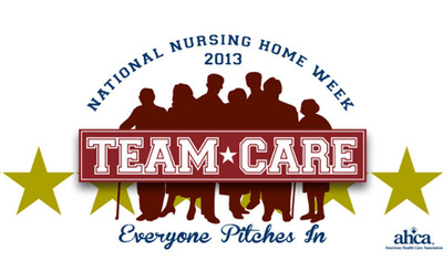 UHS-Pruitt Corporation joins the American Health Care Association in celebrating National Nursing Home Week.  (PRNewsFoto/UHS-Pruitt Corporation)