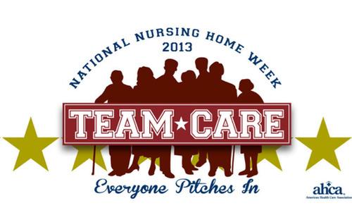 UHS-Pruitt Corporation Celebrates National Nursing Home Week