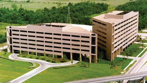 Laurus' Second Acquisition in Houston The Gateway I & II Office Complex.  (PRNewsFoto/Laurus Corporation)