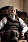 Leading Mexican actor Hector Bonilla as Porfirio Diaz. The original production 'Porfirio Diaz, 100 Anos sin Patria' will premiere on October 4 at 10PM E/P on Discovery en Espanol.
