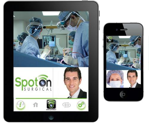 SpotOn Surgical.  (PRNewsFoto/SpotOn Surgical)