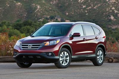 Honda October Sales Rise on Record CR-V and Strong Civic Sales. (PRNewsFoto/American Honda Motor Co., Inc.) (PRNewsFoto/AMERICAN HONDA MOTOR CO., INC.)