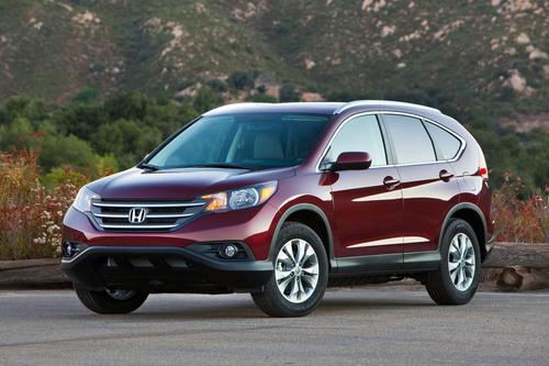 Honda October Sales Rise on Record CR-V and Strong Civic Sales. (PRNewsFoto/American Honda Motor Co., Inc.) ...
