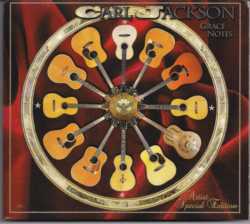 Carl Jackson Grace Notes Cover. (PRNewsFoto/Carl Jackson) (PRNewsFoto/CARL JACKSON)