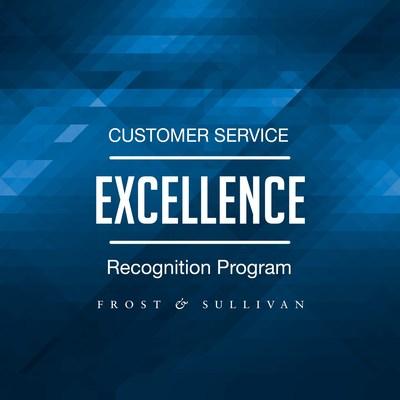 Frost & Sullivan - Customer Service Excellence Recognition Program