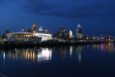 Paul Brown Stadium - Home of the Cincinnati Bengals