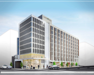 Cambria Suites Washington, D.C. Rendering.  (PRNewsFoto/Choice Hotels International, Inc.)