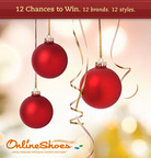 OnlineShoes.com Announces Third Annual 12 Days of Giving Contest