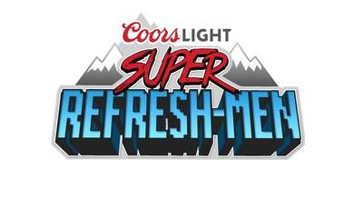 Coors Light Super Refresh-Men