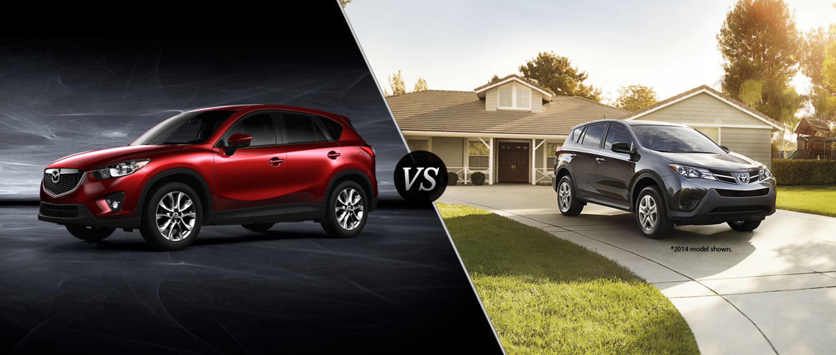 Dayton dealership compares popular Mazda vehicles to competitors