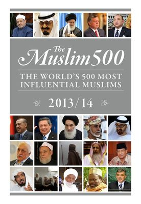 Cover of the 2013/14 Edition of the Muslim 500 (PRNewsFoto/RISSC)