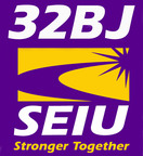 With more than 85,000 members in six states and Washington, DC, SEIU Local 32BJ is the largest property service workers union in the country. The union represents window cleaners, doormen, building maintenance workers, cleaners, porters, and security officers in New York, New Jersey, Philadelphia, Connecticut, Maryland, and Virginia.  (PRNewsFoto/SEIU Local 32BJ)