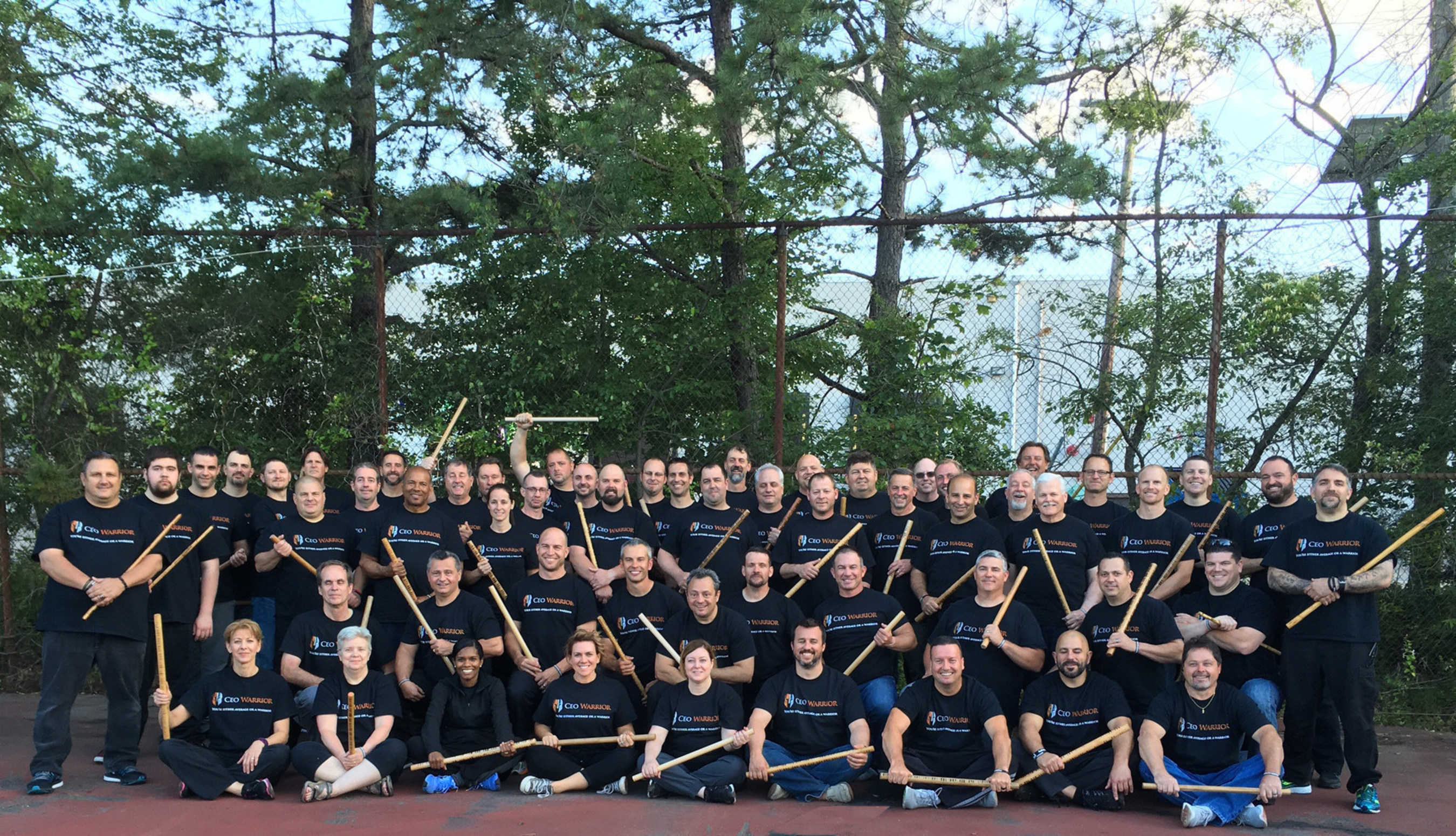 """Service Business Leaders Converge for """"Warrior Circle"""" Event"""