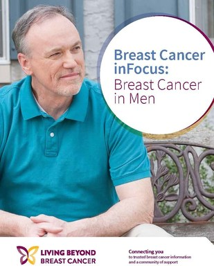Living Beyond Breast Cancer Publishes Guide For Men