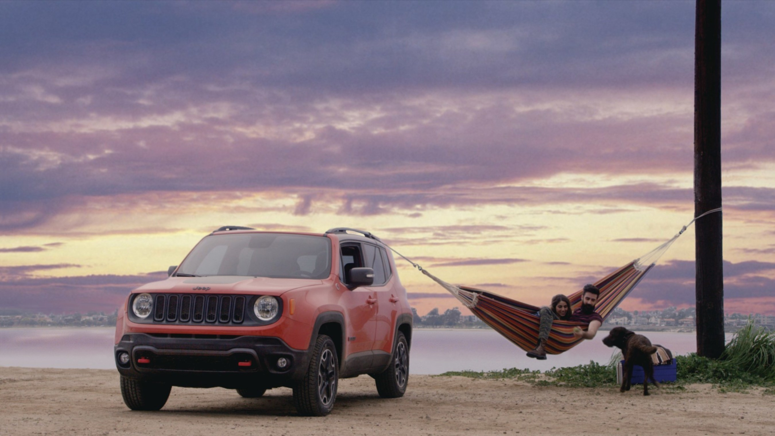 "Jeep Renegade campaign launches with ""Renegades"" song by X Ambassadors"
