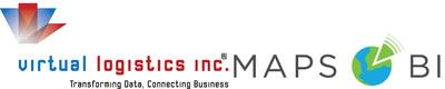 Virtual Logistics Inc. & Maps BI ecommerce metrics.  (PRNewsFoto/Virtual Logistics Inc.)