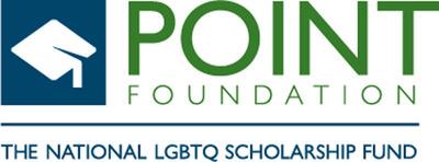 Point Foundation logo.  (PRNewsFoto/Point Foundation)