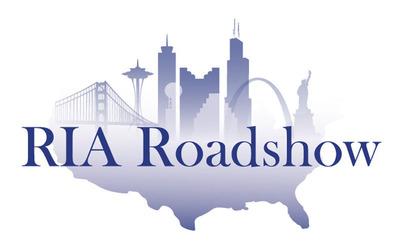 RIA Roadshow. (PRNewsFoto/RIA Roadshow) (PRNewsFoto/RIA ROADSHOW)