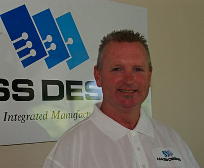 James M. Mahoney Joins PCB Maker Mass Design as Applications Engineer for Flex and Rigid/Flex Circuit Board Operations.  (PRNewsFoto/Mass Design Incorporated)