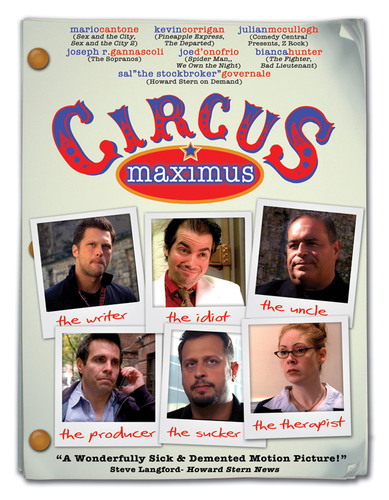 Osiris Entertainment Sets DVD and Blu-ray Release Date for Circus Maximus