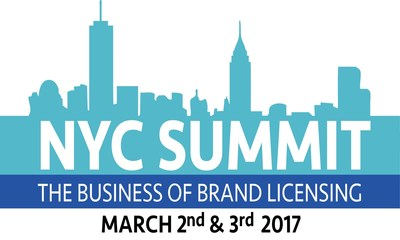NYC Summit: The Business of Brand Licensing 2017