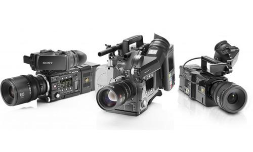 SONY CineAlta Cameras.  (PRNewsFoto/Sony Professional Solutions Latin America)