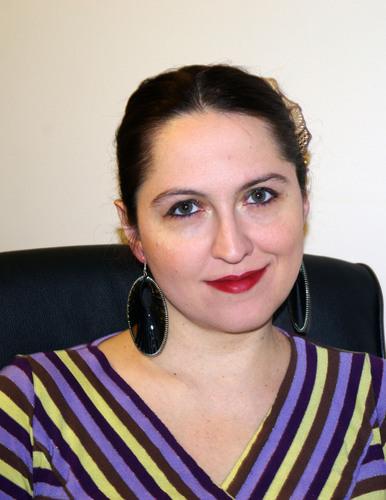 Author Mihaela Lica Butler. (PRNewsFoto/Mihaela Lica Butler) (PRNewsFoto/MIHAELA LICA BUTLER)