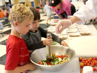 $250,000 Available to Schools for Lunchroom Learning Programs
