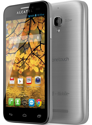 ALCATEL ONE TOUCH Fierce.  (PRNewsFoto/ALCATEL ONE TOUCH)