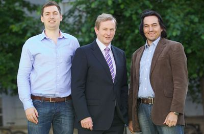 Major Investment in International Games Startup for Ireland