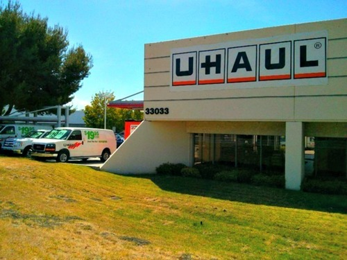 Family Classic Cars Shifts Gears to Become U-Haul Moving and Storage of San Juan Capistrano (PRNewsFoto/U-Haul)