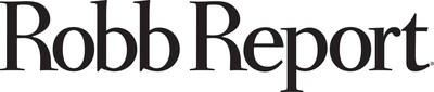 Robb Report logo.