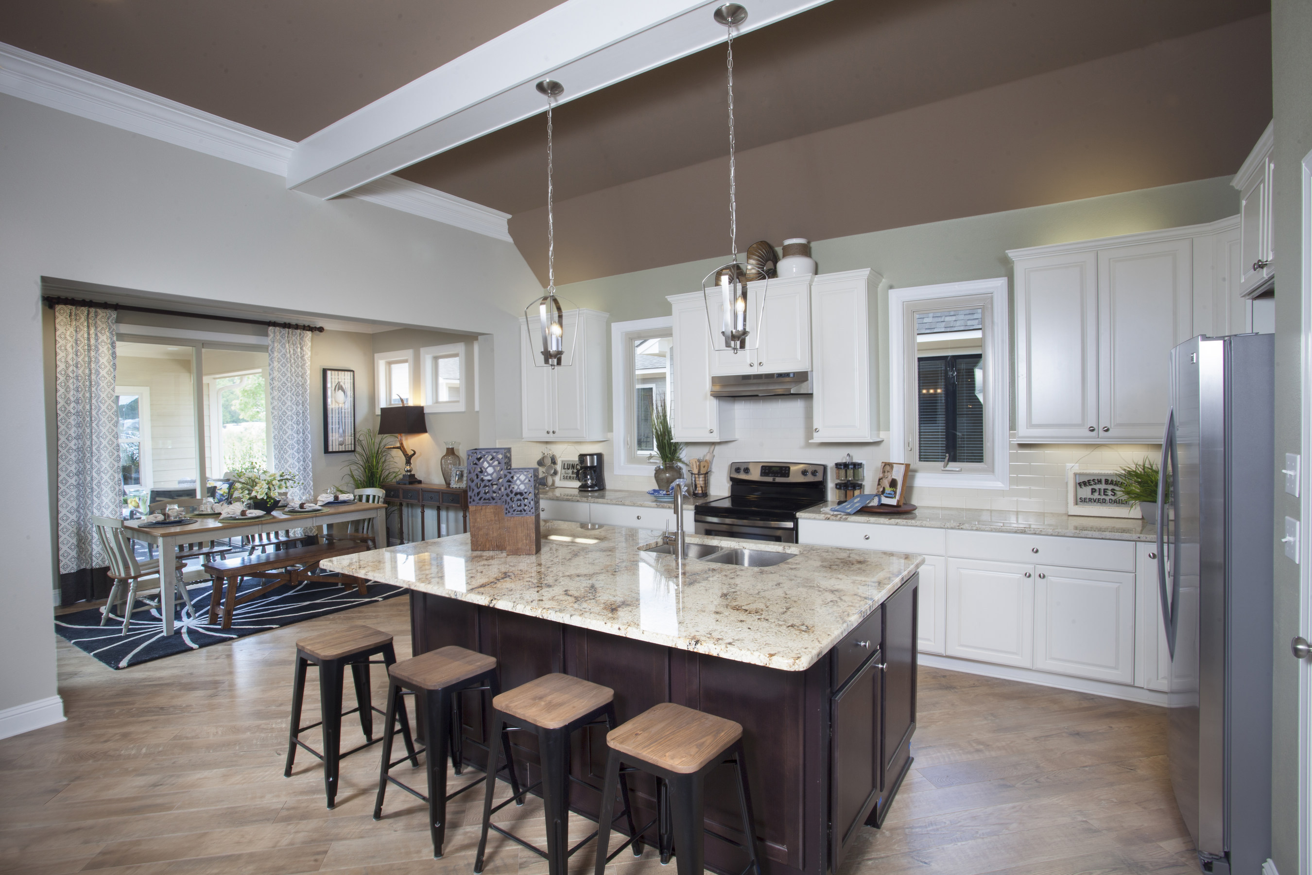 Schumacher Homes Wins Gold National Award At The 2015 International Builders Show For Best