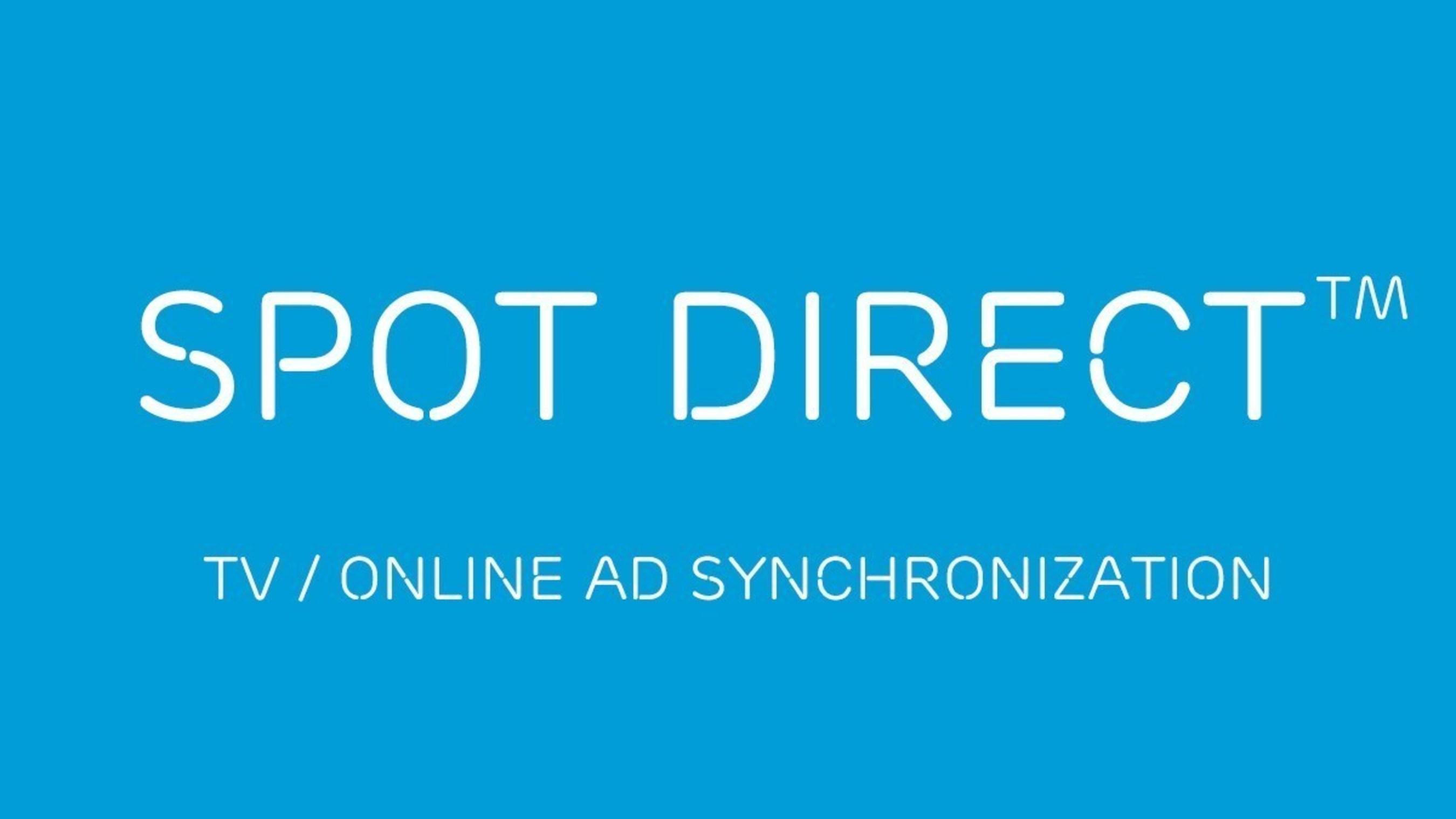 Spot Direct(TM) TV/Online Ad Synchronization by TMT LAB