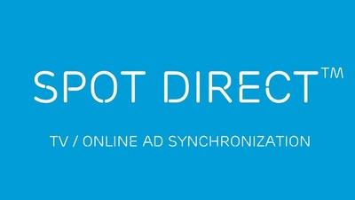 Spot Direct(TM) TV/Online Ad Synchronization by TMT LAB