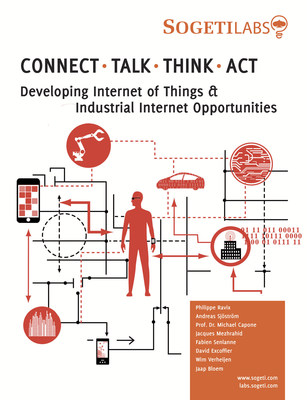 "This report follows upon the successful fourfold series from SogetiLabs on the Internet of Things (IoT) and the Industrial Internet (of Things: IIoT). Both flavors are ""two of a kind,"" transforming the ways in which enterprises operate, collaborate and engage with customers. In this report, the focus is on Sogeti's vision and client experiences in industrial and consumer markets, and everything in between: from turbine to toothbrush,so to speak. Download the report at: http://bit.ly/1KZs8tR"