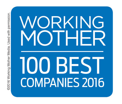 Astellas was named one of Working Mother Magazine's 100 Best Companies in the U.S. for 2016.